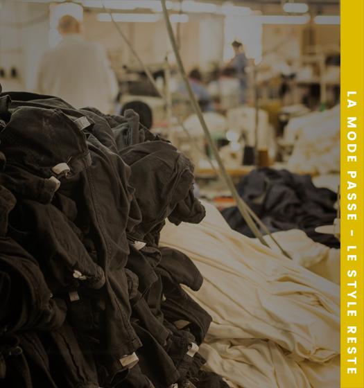 Confecion textile et habillement tunisie